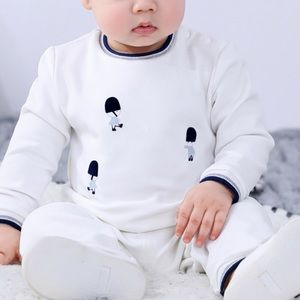 NWT 3M-24 M Cotton Baby Set